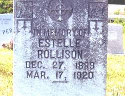 Estelle Rollison