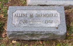 Allene May Darmohray