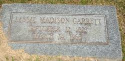Jessie Madison Garrett
