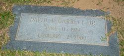 Davis I. Garrett, Jr
