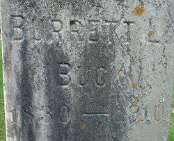 Burrett L Buck