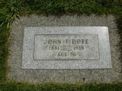 John Francis Dore