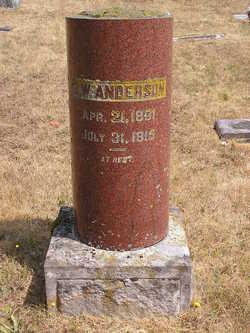 G. W. Anderson