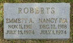 Emmet A. Robert