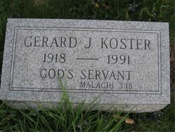 Gerard J. Koster