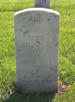Eddie Belton, Jr