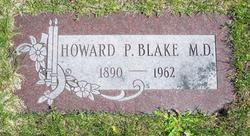 Dr Howard Paul Blake