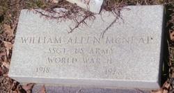 Sgt William Allen Smiley McNeal