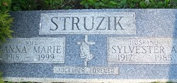 Sylvester A Struzik