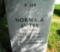 Norma A. <i>Thomsen</i> Awtry
