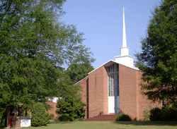 Lees Chapel United Methodist Church Cemetery