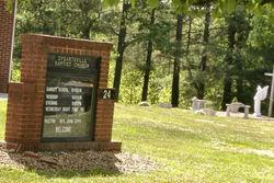 Dysartsville Baptist Church Cemetery