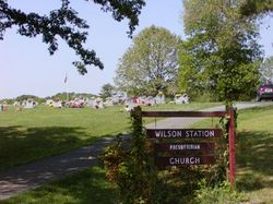 Wilson Station Presbyterian Church Cemetery