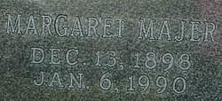 Margaret Katherine <i>Majer</i> Kelly