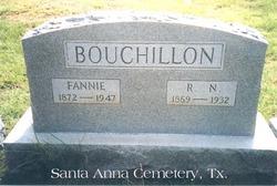 Frances Monroe Fannie <i>Davison</i> Bouchillon