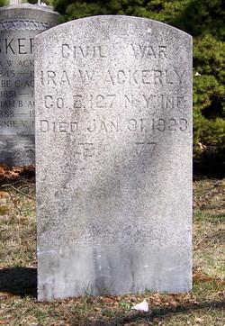 Ira W Ackerly