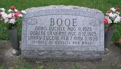 Doris Lucille Booe