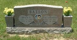 Bracy F. Batson