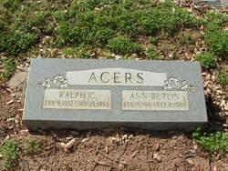 Ann <i>Butlin</i> Acers