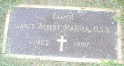 Rev James Albert Mahrer