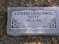 Katherine Louisa Kitty Powell