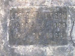 Lesley Tillotson