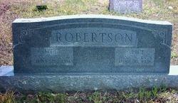 Mary Alice <i>Hunt</i> Robertson