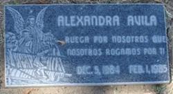Alexandra Solorio Avila