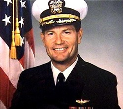 Capt Charles Frank Burlingame, III