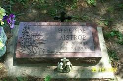 Effie Mae <i>Templeton</i> Aistrop