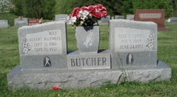 Albert Maxwell Max Butcher