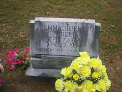 Lillie Emma <i>Tanner</i> Burks Entrekin
