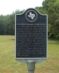 Selman-Roark Cemetery