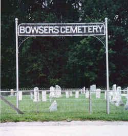 Bowser Cemetery
