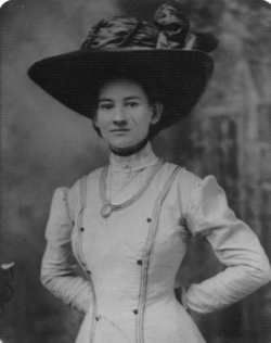 Bertha Berta Thomas <i>Newman</i> Irby