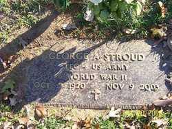 George Albert Stroud