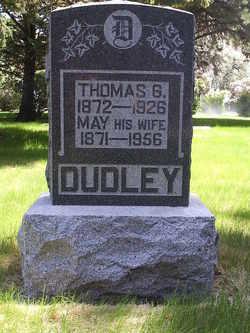 Susan Mae <i>Ford</i> Dudley
