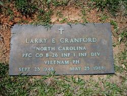 PFC Larry Edward Cranford