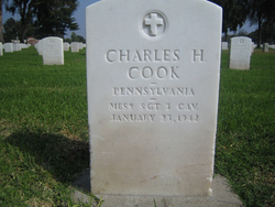 Charles Henry Cook