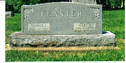 Mary Florence <i>Bates</i> Feaster