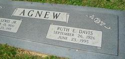 Ruth E. <i>Davis</i> Agnew
