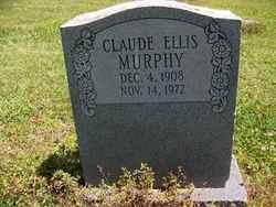 Claude Ellis Murphy
