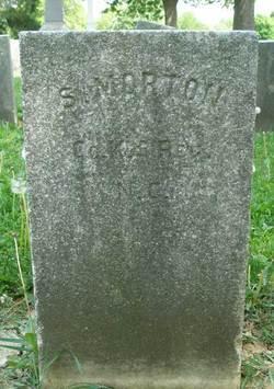 Pvt Simeon Morton