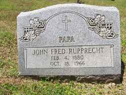 John Fred Rupprecht