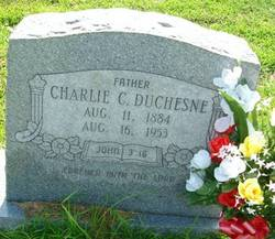 Charlie C. Duchesne