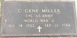 C Gene Miller