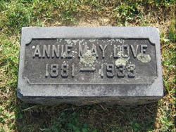 Annie May <i>Kennedy</i> Love