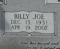 Billy Joe Boggs