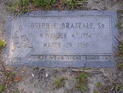 Joseph E. Brazeale, Sr