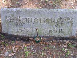 Ida M. <i>Tison</i> Tillotson